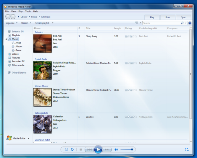 How to Get Help in Windows 10 Media Player 12