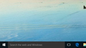 Search for anything, anywhere Windows 10