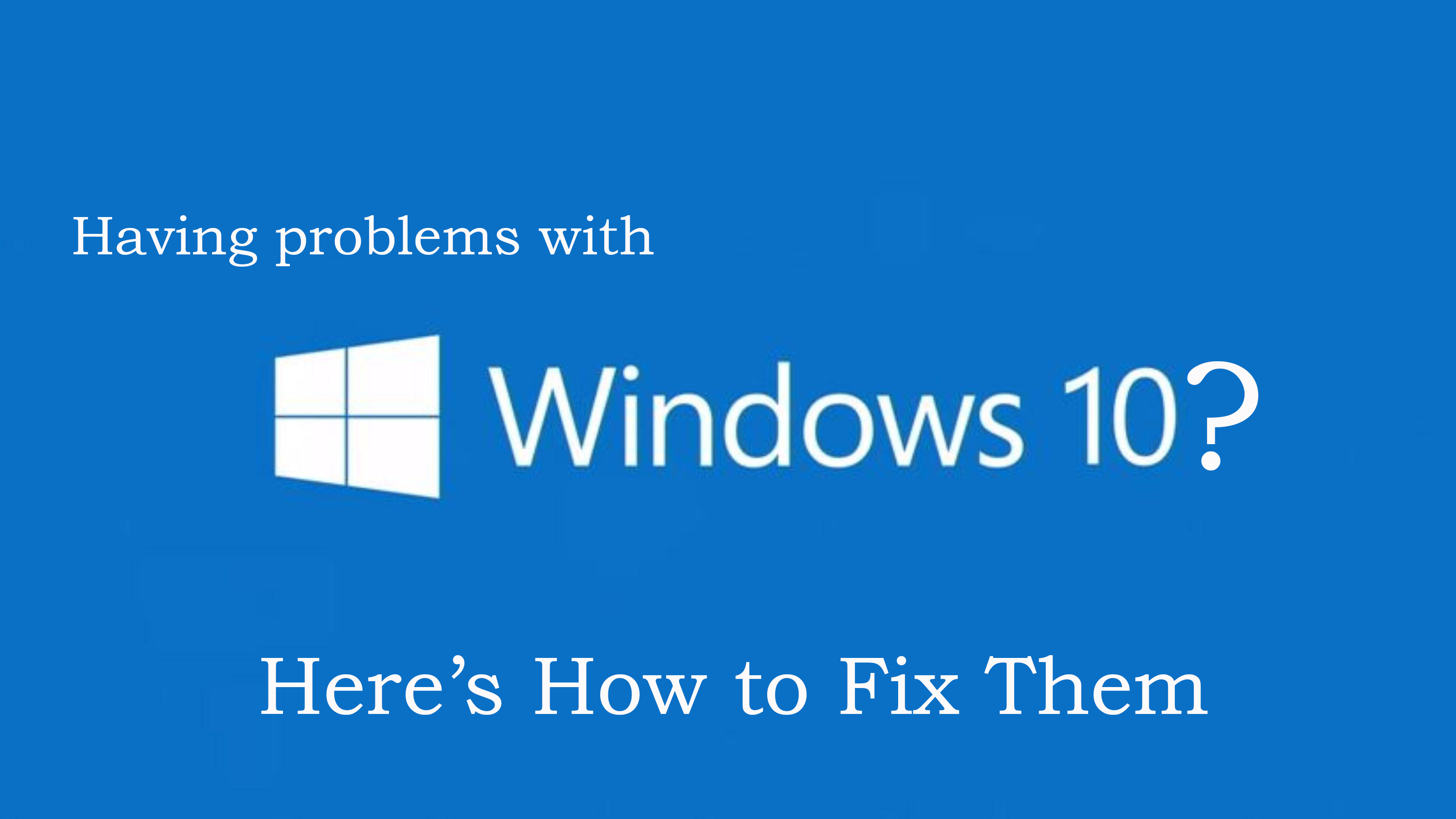 Steps to Fix Windows 10 Error 0xC004C003