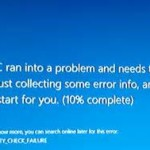 Kernel Security Check Failure Windows 10