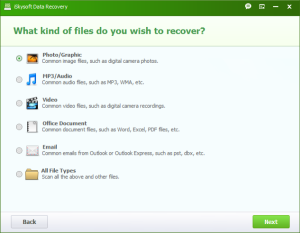 Recover Lost Files After Upgrading to Windows 10 2
