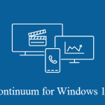 Set Up Continuum for Windows 10 Mobile