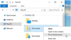 how-to-pin-remove-and-customize-in-quick-access-windows-10