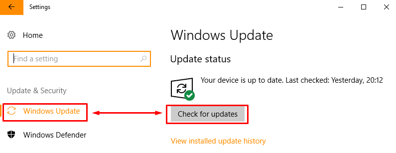 how to uninstall win updates