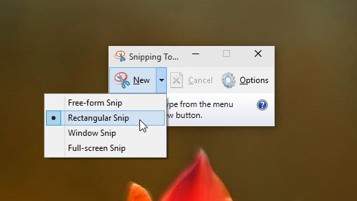 How to Use Snipping Toll in Windows 10