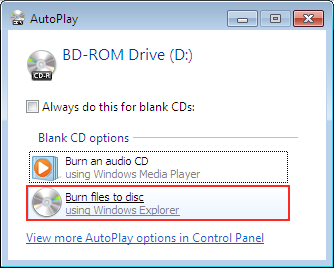 how to copy a dvd to another dvd in windows 10