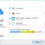 Getting set up with iCloud for Windows 10/8.1/8/7
