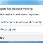 Fix COM Surrogate has Stopped Working in Windows 10/8.1/7