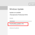 How to Fix a Stuck Windows 10 Update Installation