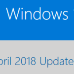 Download Windows 10 ISO 1803 (32-bit / 64-bit) Update April 2018