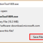 Download Windows 10 ISO 1809 32 bit / 64 bit