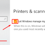 Get Help with Printer in Windows 10