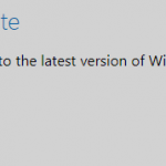 Download Windows 10 20h2 with Update Assistant